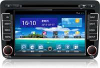 GALAXY车载智能机3G版 G6007A12E1大众2011款新朗逸(中配版)