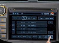 天派专车专用系列 SN-6852R(丰田RAV4专用)